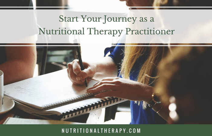 Start Your Journey as a Nutritional Therapy Practitioner