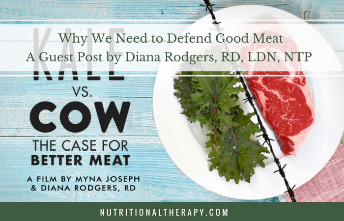 Watch: Why We Need to Defend Good Meat