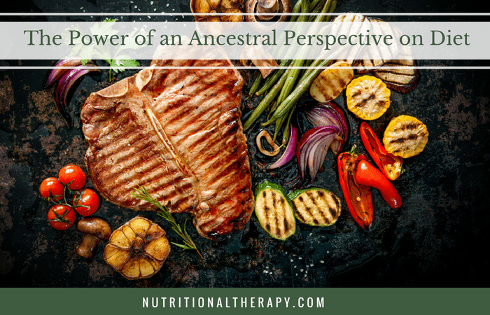 The Power of an Ancestral Perspective on Diet