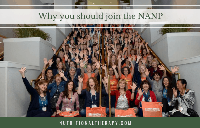 Why you should join the NANP