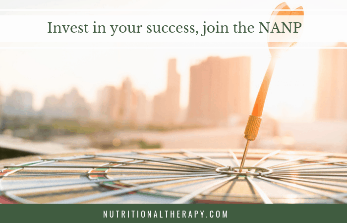 Invest in your success, join the NANP