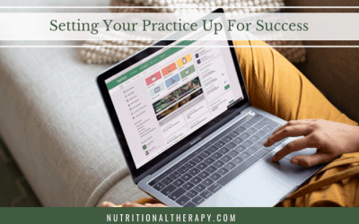 Setting Your Practice Up For Success
