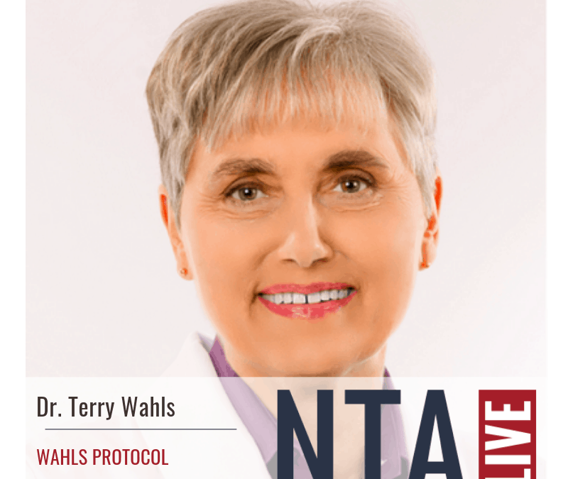 Watch Dr. Terry Wahls, Autoimmunity and food