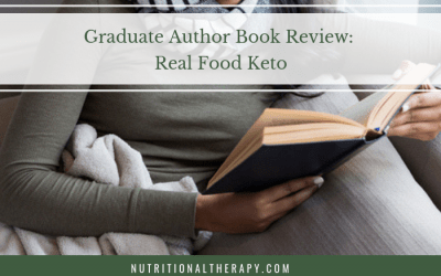 Graduate Author Book Review: Real Food Keto