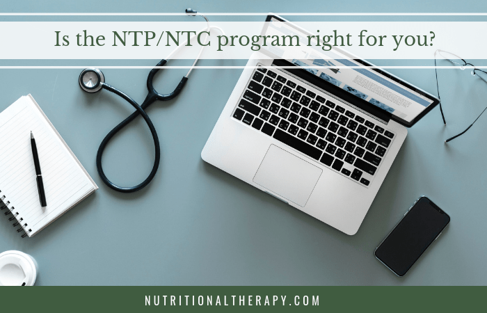 Is the NTP/NTC program right for you?
