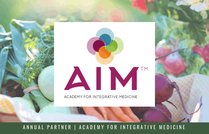 Featuring our Annual Partner, Academy for Integrative Medicine, Dr. Keesha's health coach certification program