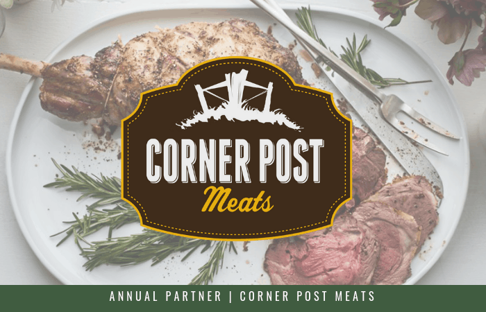 Featuring our Annual Partner, Corner Post Meats, conservation ranching experts
