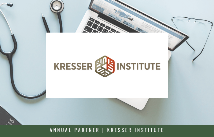 Featuring our Annual Partner, Kresser Institute, the future of functional medicine training