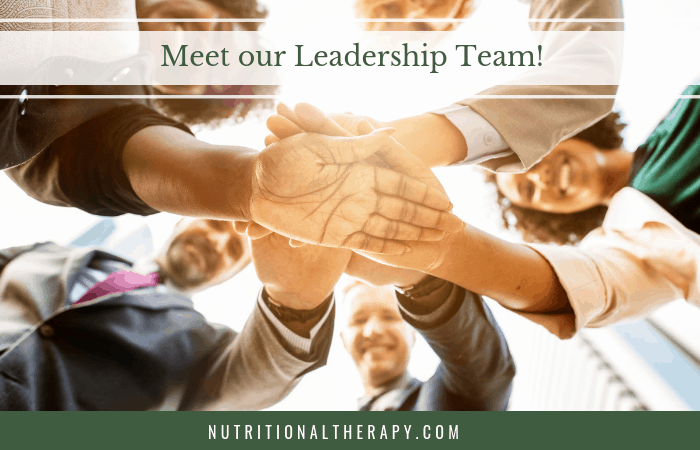 Meet our Leadership Team!