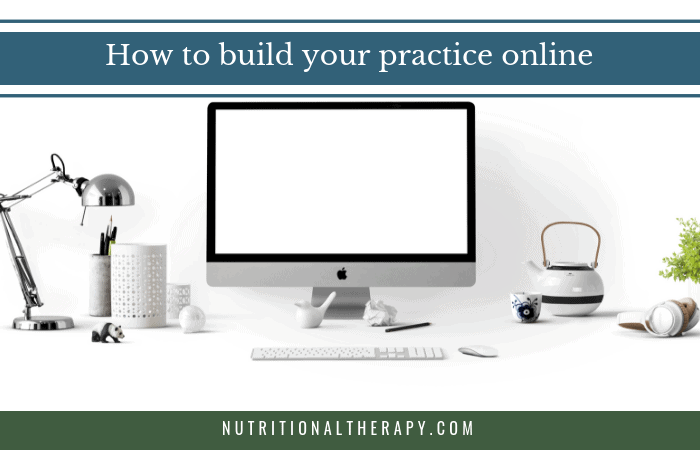 How to build your practice online: Watch Sally Crewe's interview