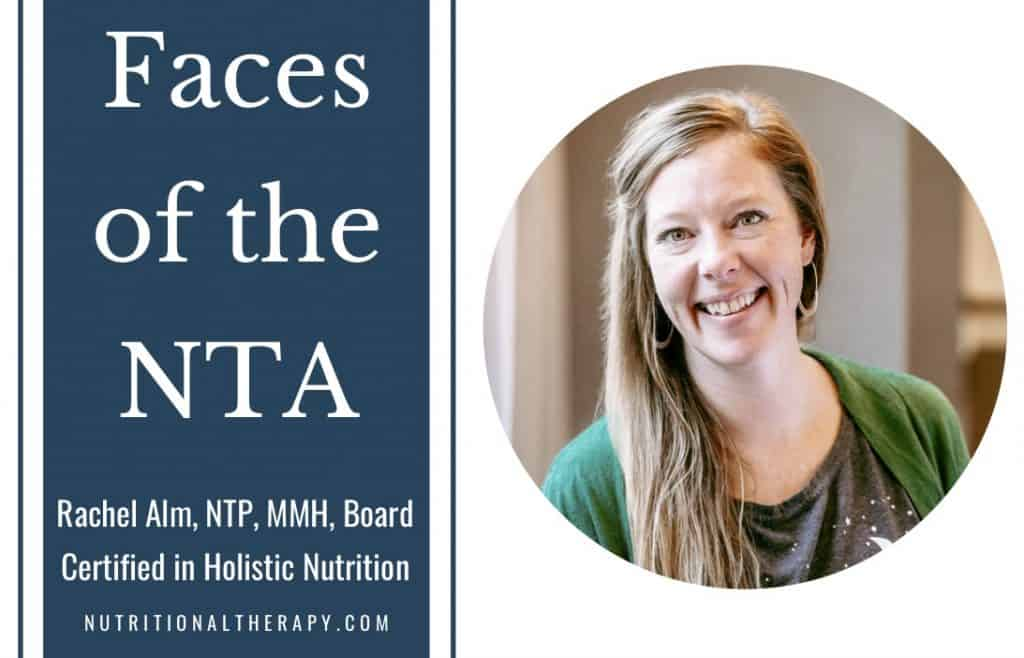 Faces Of The NTA Meet Rachel Alm