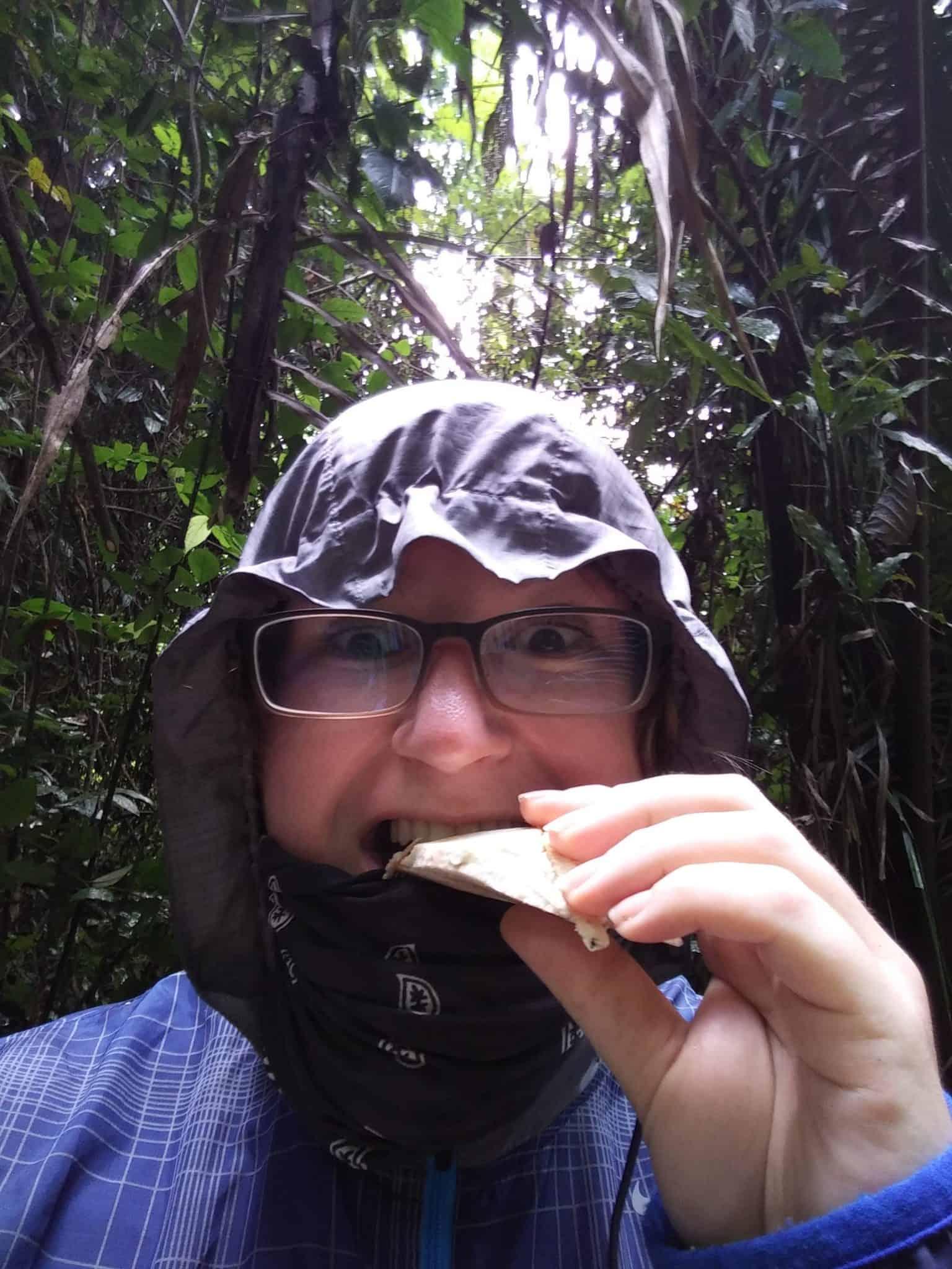 Dana Nardi Hiking