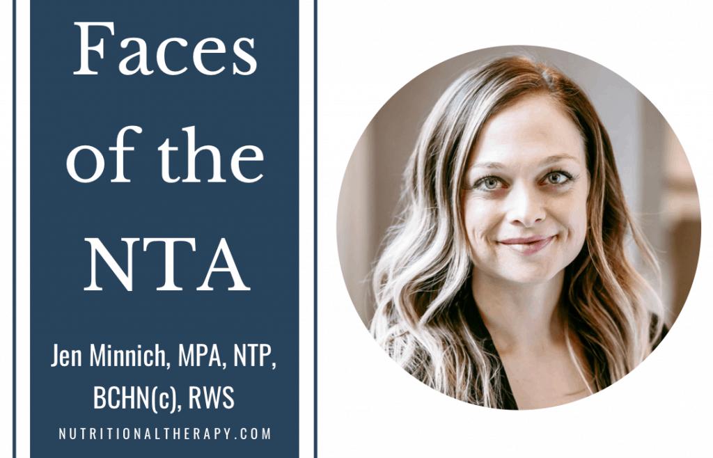 Faces Of The NTA Meet Jen Minnich