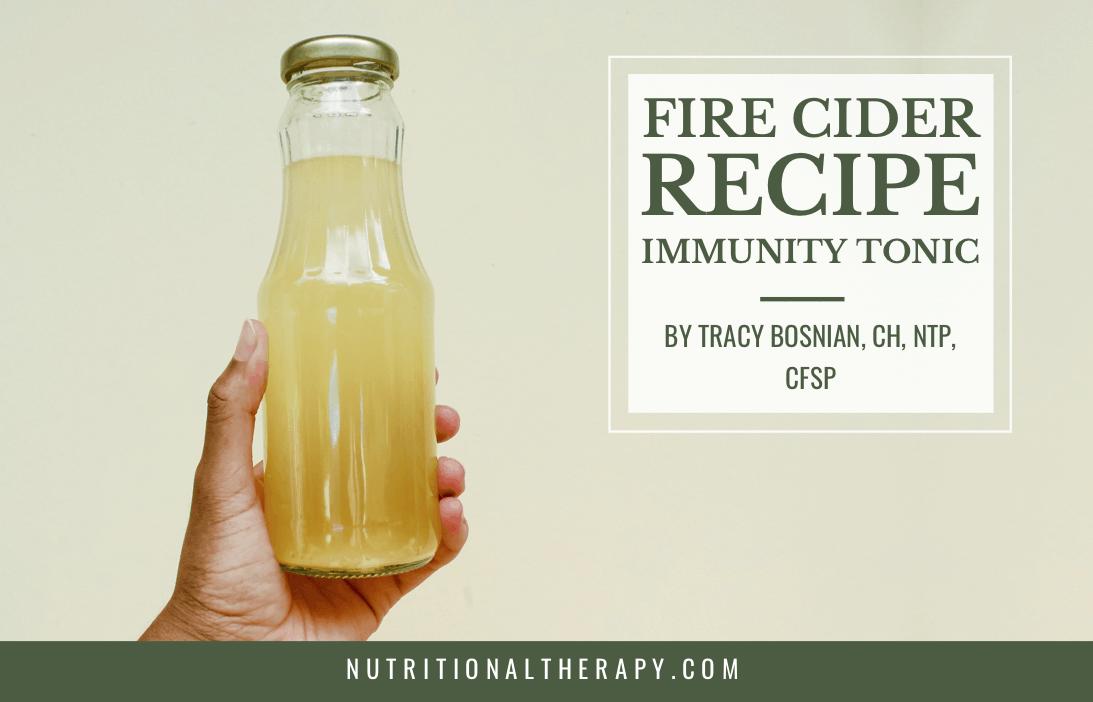 Fire Cider Recipe NTA