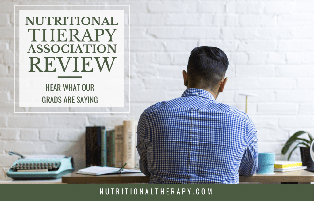 Nutritional Therapy Association Review