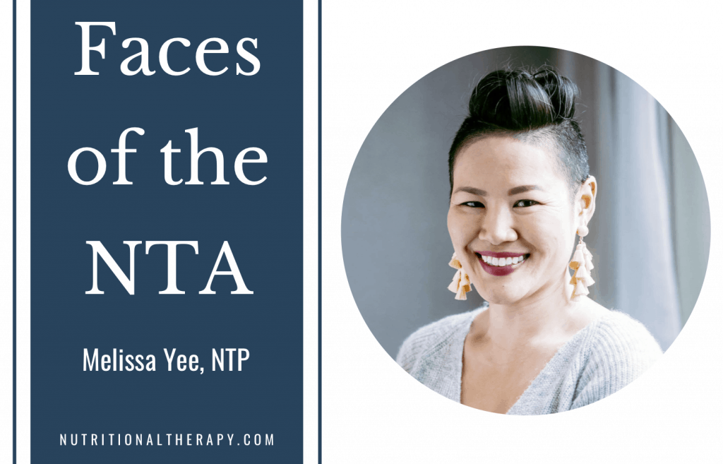 Faces Of The NTA Meet Melissa Yee