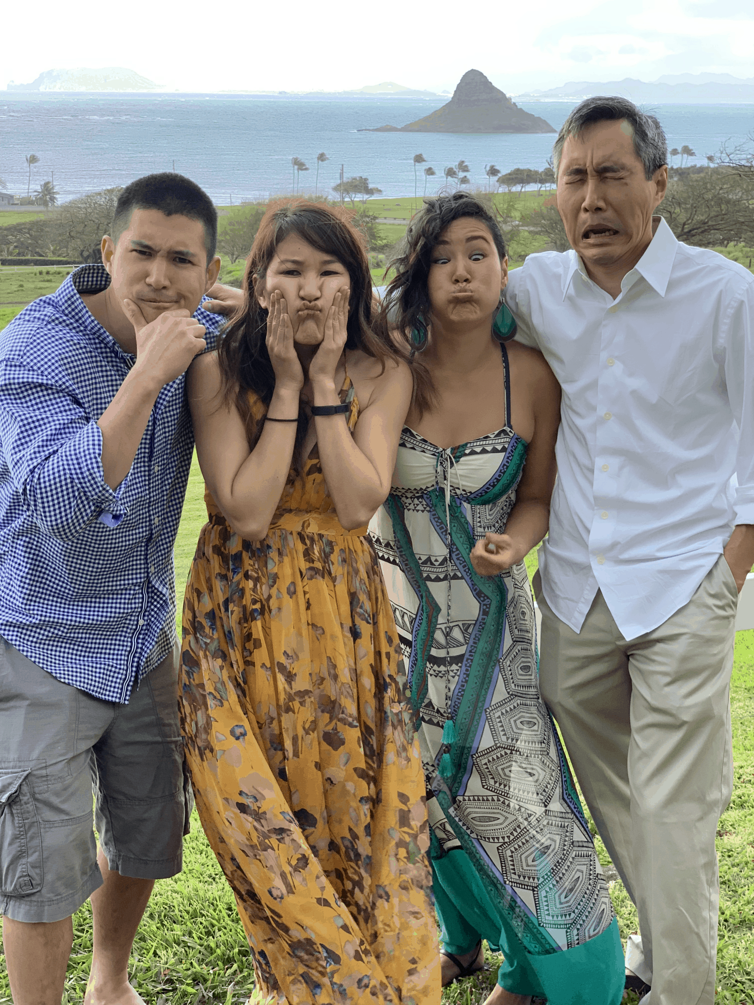 Melissa Yee Family