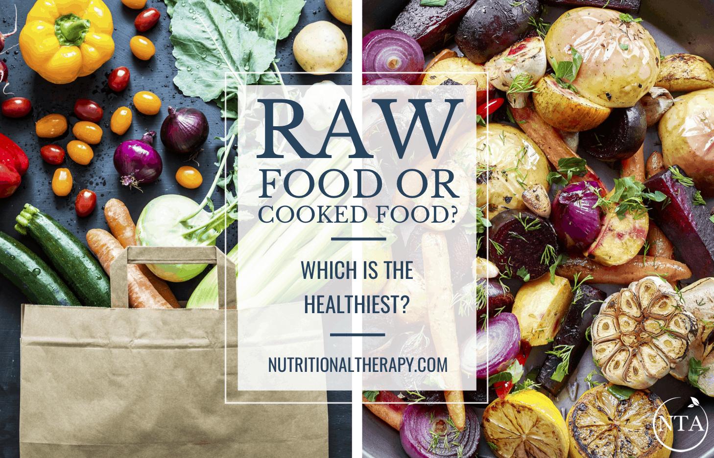 Raw Food - The NTA
