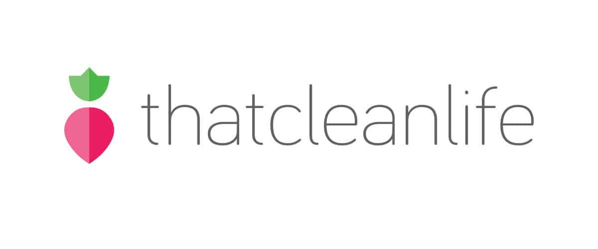THat Clean Life Logo