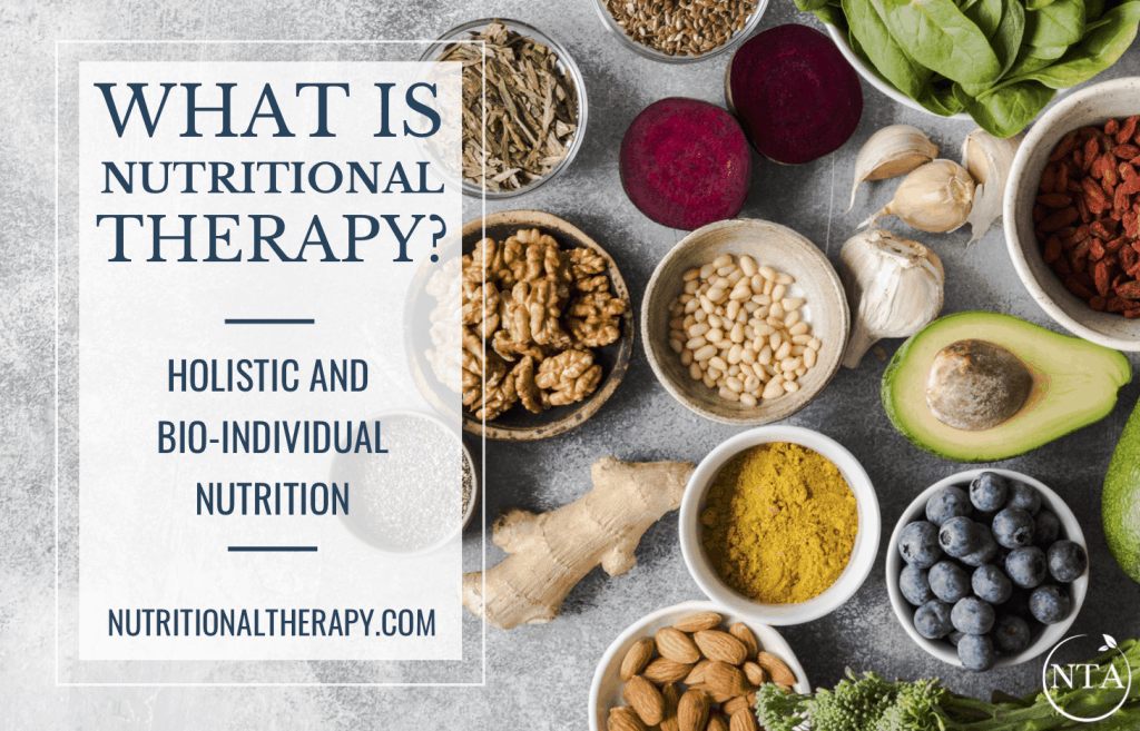 What Is Nutritional Therapy?