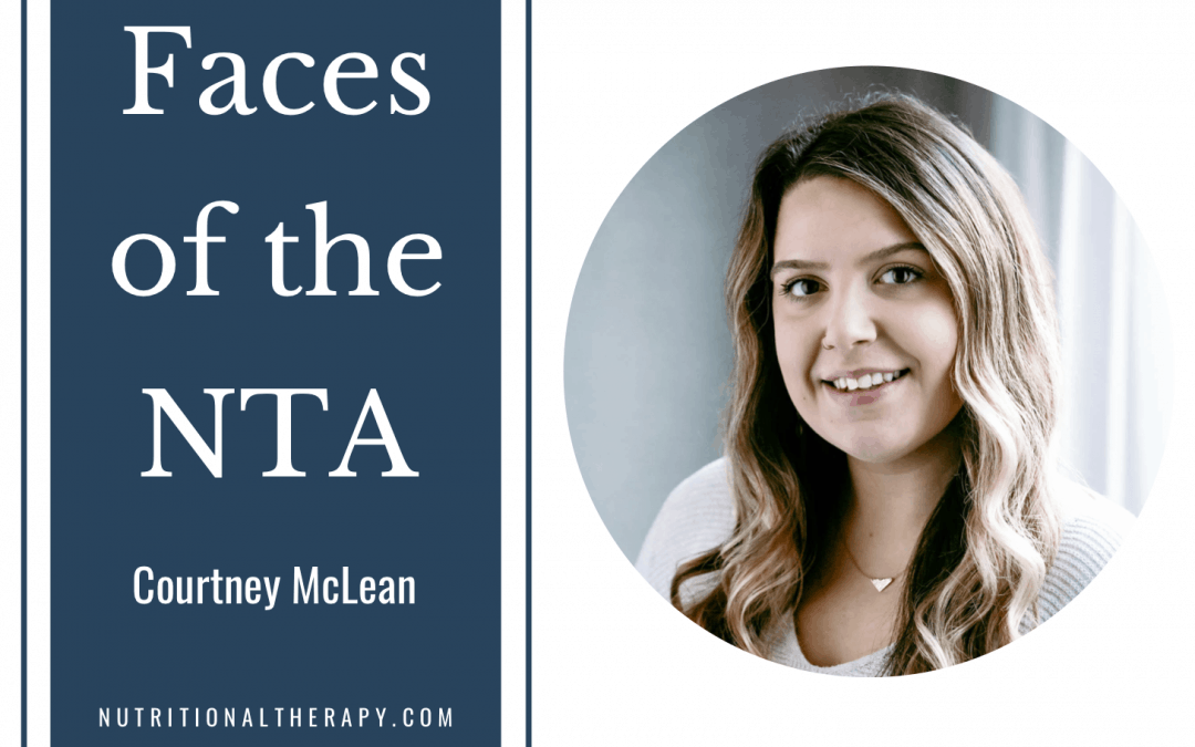 Faces of the NTA: Meet Courtney McLean
