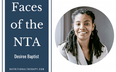 Faces of the NTA: Meet Desiree Baptist