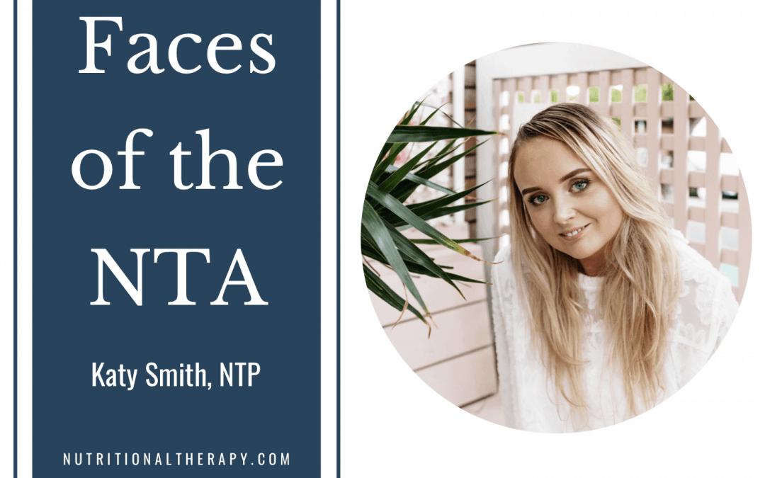 Faces of the NTA: Meet Katy Smith