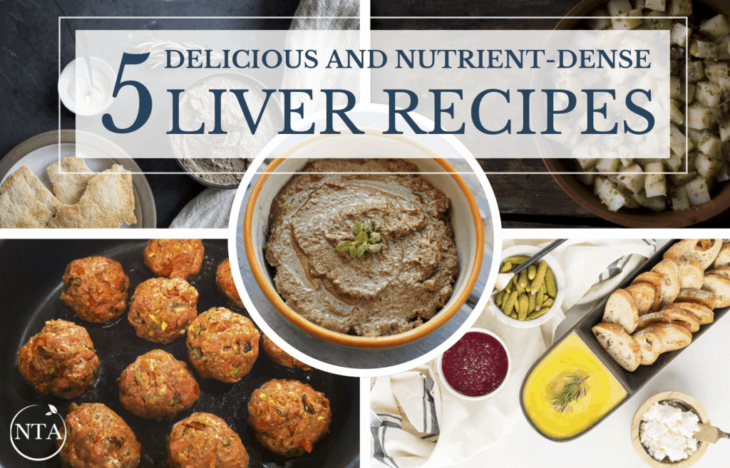Liver Recipes NTA