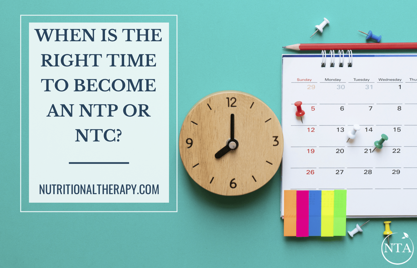 When Is The Right Time To Become An NTP Or An NTC