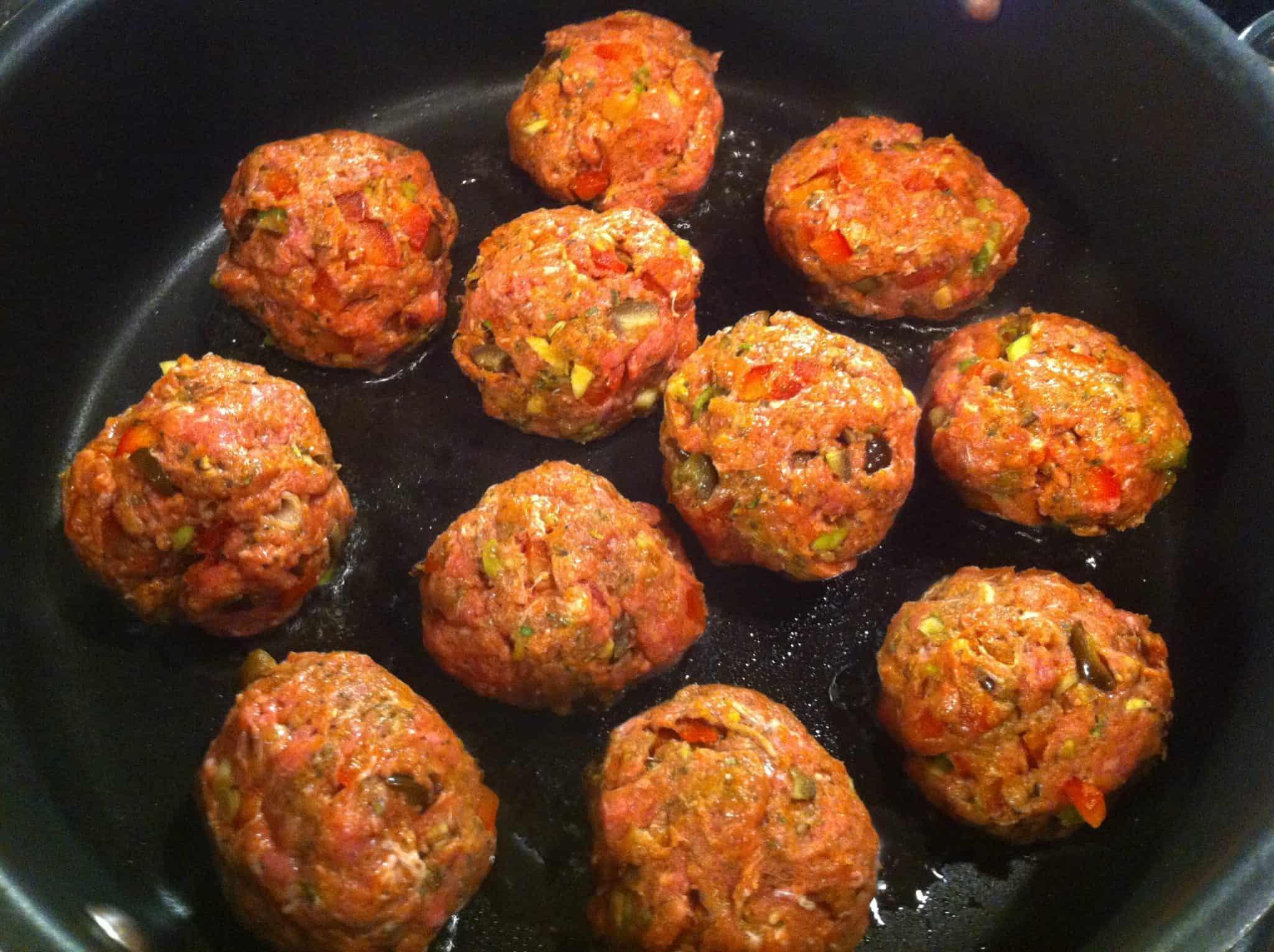 Liver Recipe Meatballs