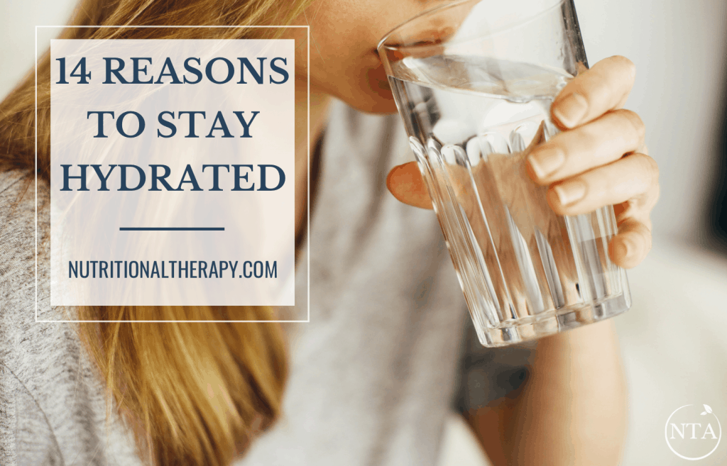 14 Reasons To Stay Hydrated