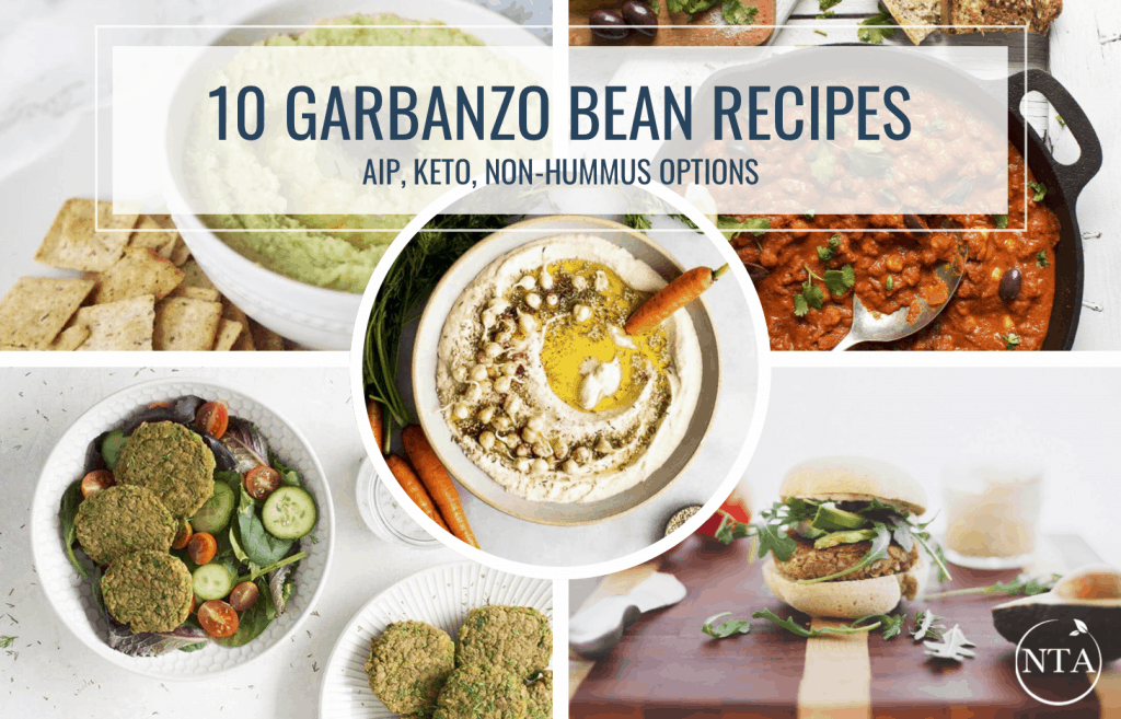 10 Garbanzo Bean Recipes