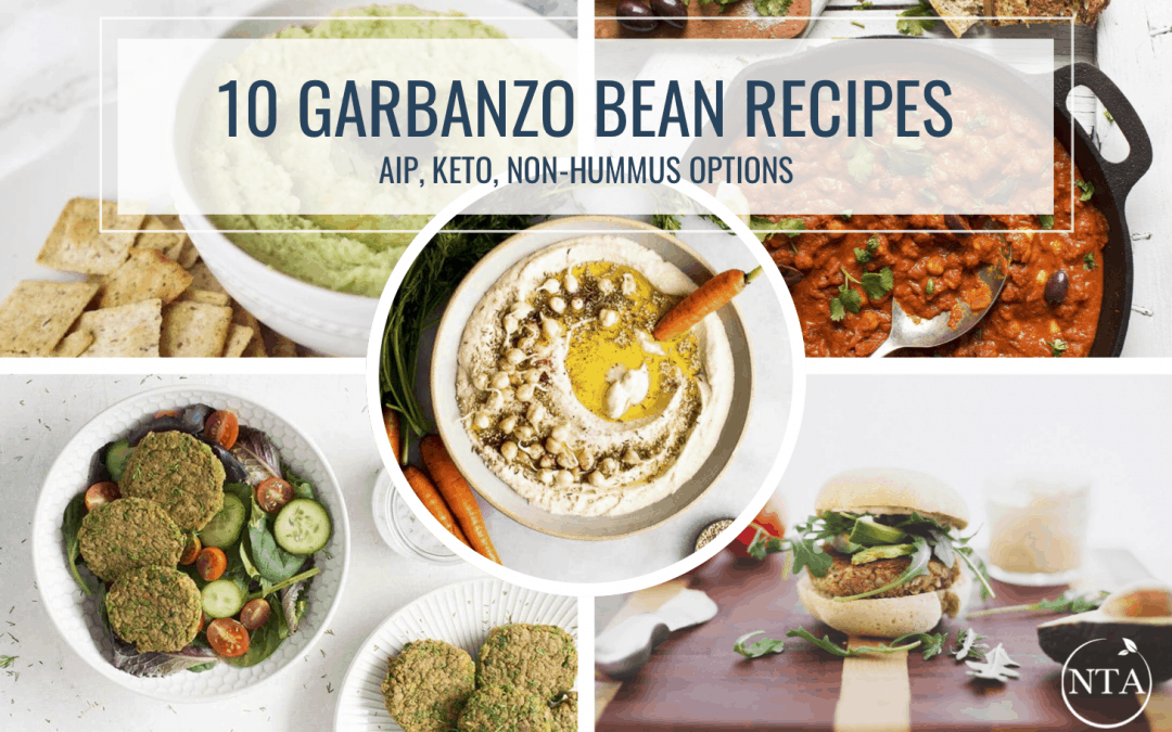 10 Garbanzo Bean Recipes: Not Just Hummus!