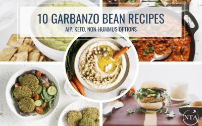 10 Garbanzo Bean Recipes: Not Just Hummus!