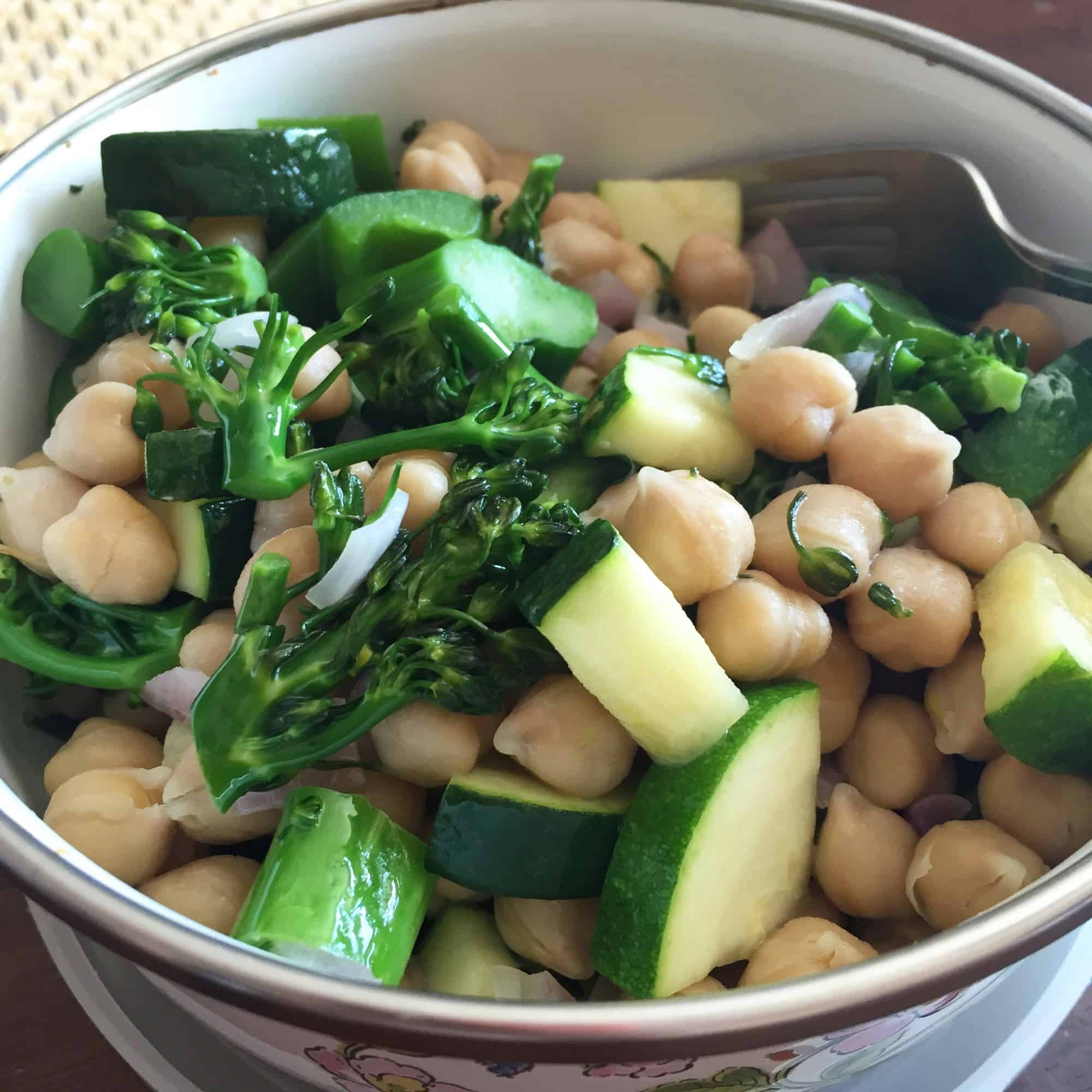 Garbanzo Bean Recipe Cait Crowell