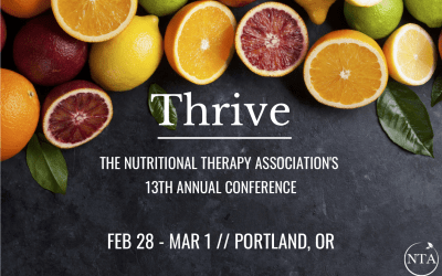 10 Reasons You Should Attend the NTA's Annual Conference