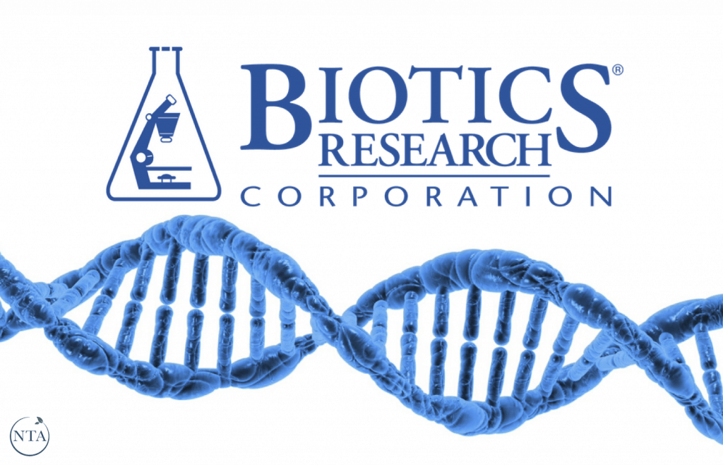 Biotics Reseach Corp