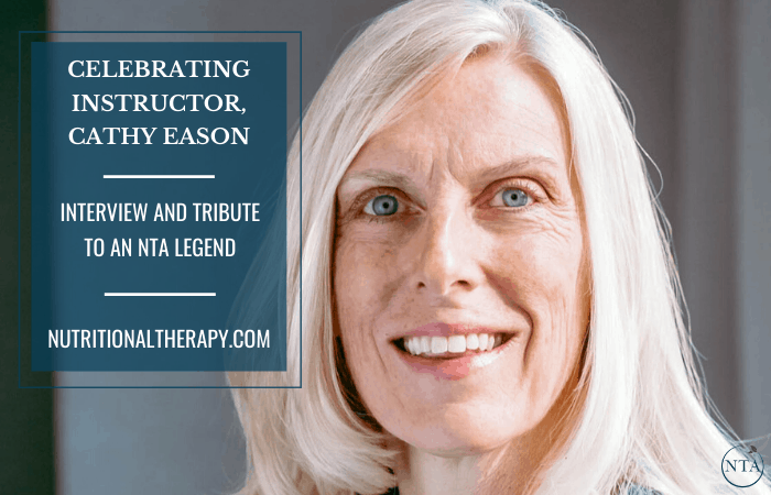 Celebrating NTA Instructor, Cathy Eason: Watch the interview