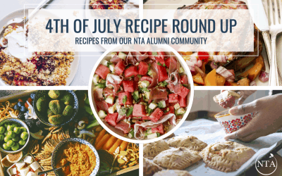 4th of July Recipe Round Up: Recipes From our NTA Alumni Community