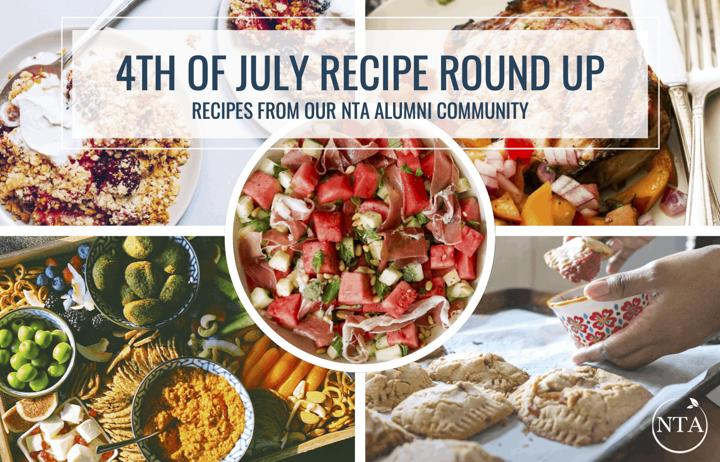 4th Of July Recipe Round Up NTA