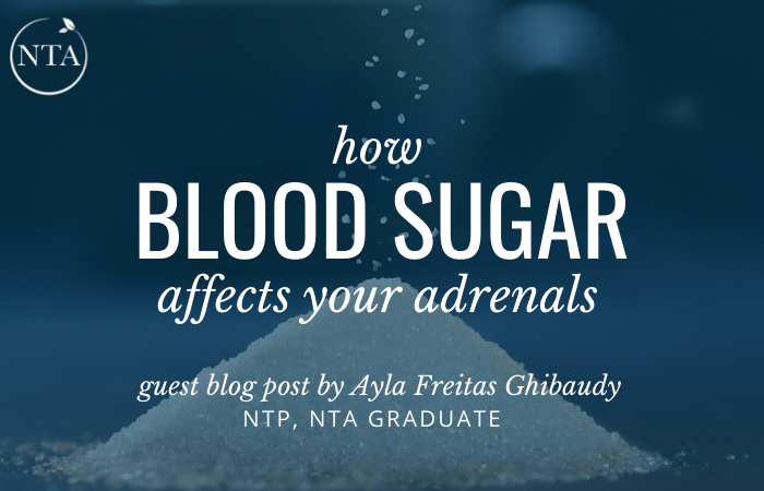 How Blood Sugar Affects Your Adrenals
