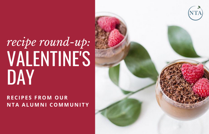 Recipe Round Up: Valentine's Day
