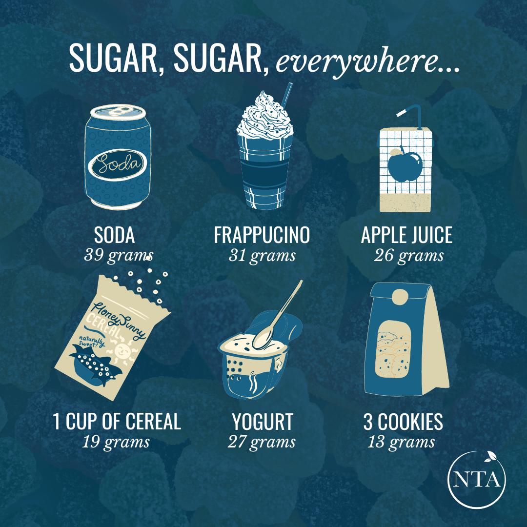 Sugar Sugar Everywhere