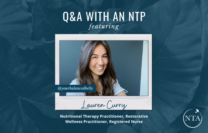 Q&A with an NTP featuring Lauren Curry